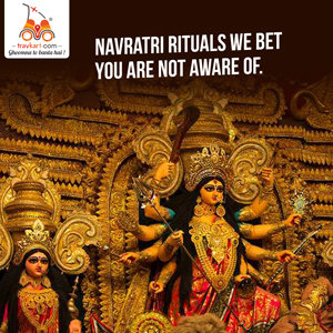 Navratri rituals we bet you are not aware of!