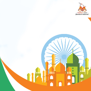 Colours of India this Republic day