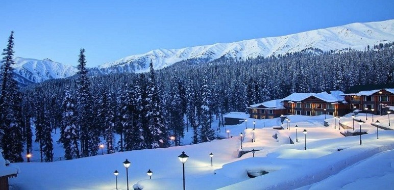 Discover Kashmir Fly-N-Stay