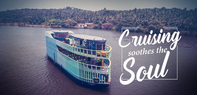 Experience Goa with Party Cruise